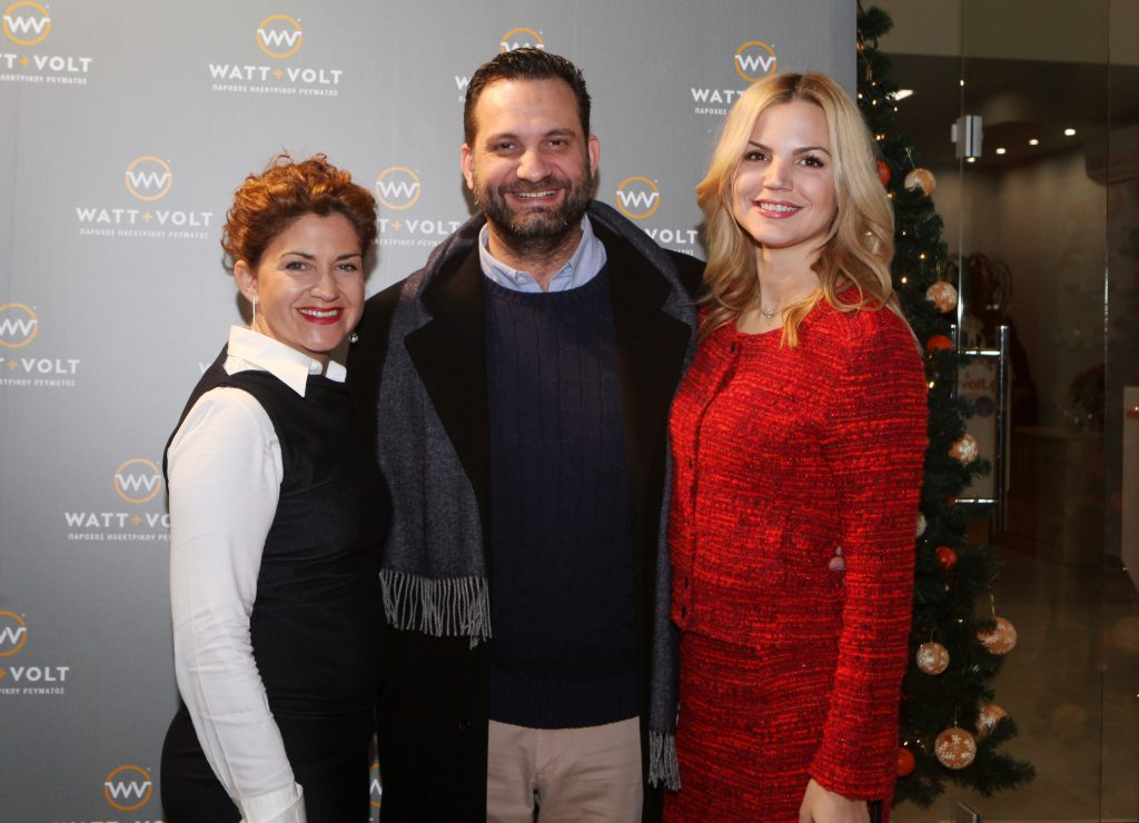 WATT+VOLT Trikala Store Executives