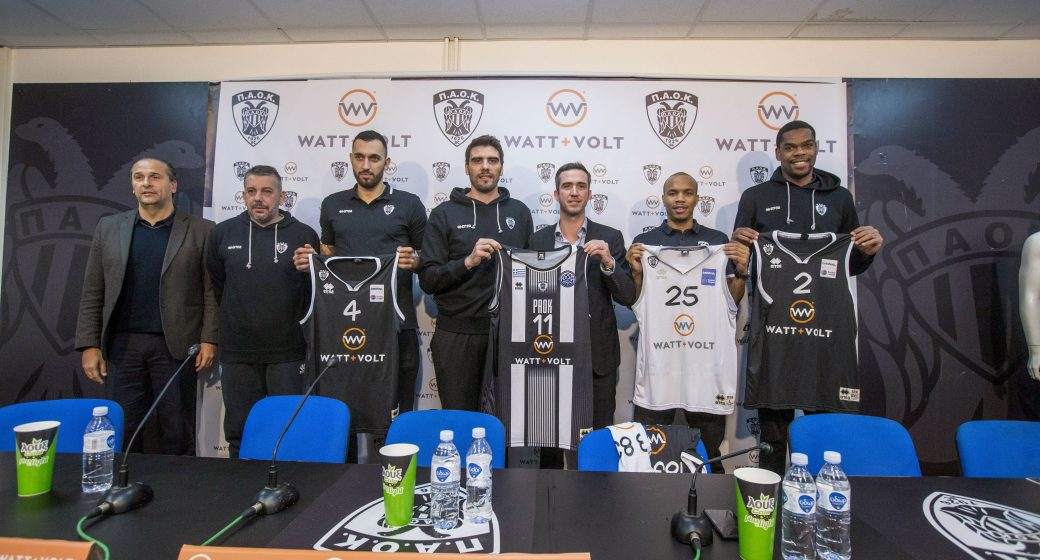 Press Conference PAOK Team 2018
